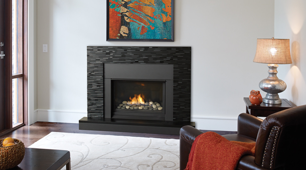 Regency horizon hz33ce small gas fireplace joe 39 s fireplace serving squamish whistler and - Gas fireplaces for small spaces property ...