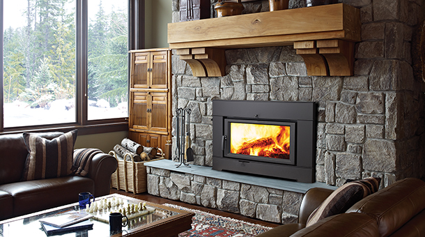 Regency Pro-Series CI2600 Large Wood Insert | Joe's ...