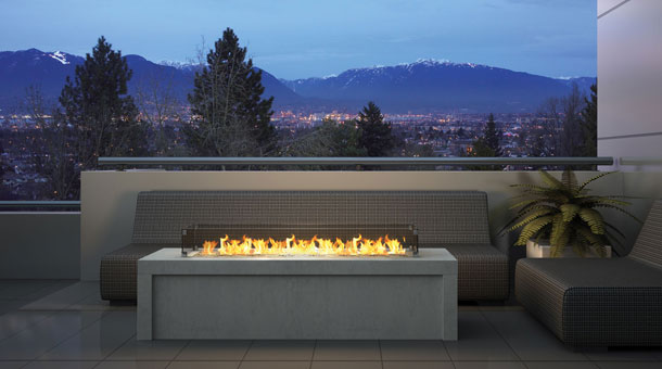 Outdoor Gas Burners | Joe's Fireplace – SERVING SQUAMISH, WHISTLER ...