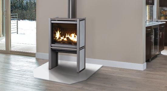 Blaze King Clarity 26 Freestanding Joe S Fireplace Products